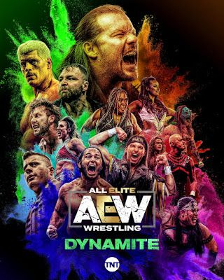 AEW Dynamite (8th September 2021) English 720p HDTV 950MB Download
