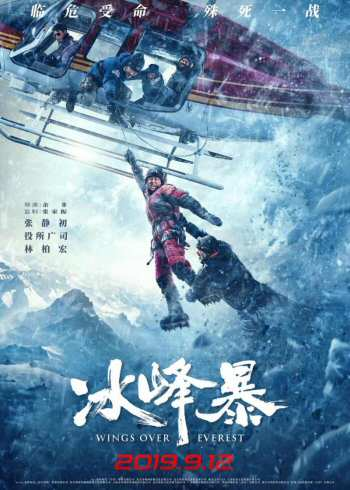 Wings Over Everest (2019) Dual Audio Hindi ORG 600MB BluRay 720p HEVC x265 ESubs Download